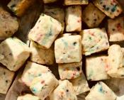 Funfetti Shortbread cookies